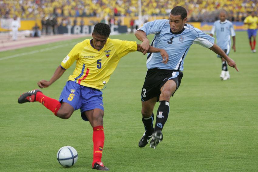 uruguay ecuador 2005