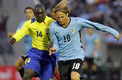 uruguay ecuador 2008